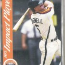 JEFF BAGWELL 1992 Score Impact Player #2.  ASTROS