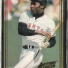 BOBBY BONDS 1992 Action Packed #62.  GIANTS