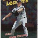 ROGER CLEMENS 1999 Topps Leaders #232 Foil.  JAYS