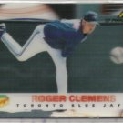 ROGER CLEMENS 1997 Pinnacle Denny's Hologram