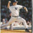 ROGER CLEMENS 2001 Stadium Club #143.  Yankees