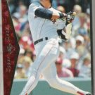 JOSE CANSECO 1995 Upper Deck #130.  RED SOX