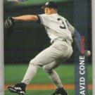 DAVE CONE 1999 Fleer SI #144.  Yankees