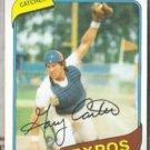GARY CARTER 1980 Topps #70.  EXPOS