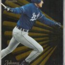 JOHNNY  DAMON 1996 Pinnacle Zentih #31.  ROYALS