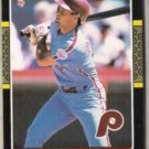 DARREN DAULTON 1987 Donruss #262.  PHILLIES