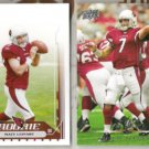 MATT LEINART (2) Card Lot - 2006 Score RC + 2008 UD.  CARDS