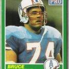 BRUCE MATTHEWS 1989 Score AP #286.  OILERS