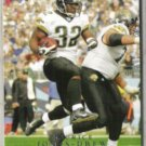 MAURICE JONES-DREW 2008 Upper Deck #88.  JAGS