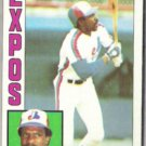 ANDRE DAWSON 1984 Topps #200.  EXPOS