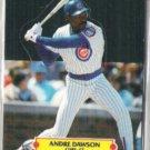 ANDRE DAWSON 1987 Donruss Pop-up Card.  CUBS