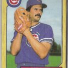 DENNIS ECKERSLEY 1987 Topps #459.  CUBS