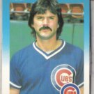 DENNIS ECKERSLEY 1987 Fleer #563.  CHICAGO CUBS