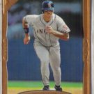 JIM EDMONDS 1997 Topps Gallery #93.  ANGELS