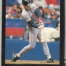 JOHN FLAHERTY 1992 Leaf Black GOLD Insert #439.  RED SOX