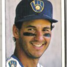 TERRY FRANCONA 1990 Upper Deck #180.  BREWERS