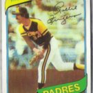 ROLLIE FINGERS 1980 Topps #651.  PADRES
