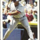 CECIL FIELDER 1994 Fleer Sunoco Insert #10 of 25.  TIGERS