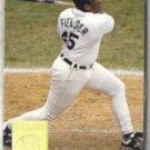 CECIL FIELDER 1994 Donruss SE Gold Insert #27.  TIGERS