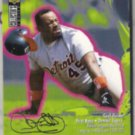 CECIL FIELDER 1995 UD You Make the Play GOLD Sig. Insert