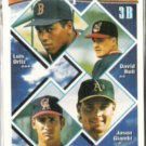 JASON GIAMBI 1994 Topps Prospects #389.  A's