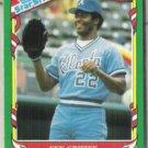 KEN GRIFFEY 1987 Fleer Star Stickers #49.  BRAVES