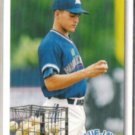 ALEX GONZALEZ 1992 UD Top Prospects #317.  JAYS