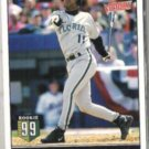ALEX GONZALEZ 1999 Rookie #155.  MARLINS