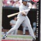 JUAN GONZALEZ 1993 Topps Post Insert #23 of 30.  RANGERS