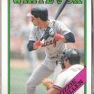 OZZIE GUILLEN 1988 Topps #585.  WHITE SOX