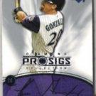 LUIS GONZALEZ 2004 UD Pro Sigs #67.  DIAMONBACKS