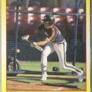 LUIS GONZALEZ 1989 Star Rookie #15.  ASTROS