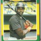 TONY GWYNN 1986 Fleer LE Odd #22 of 44.  PADRES