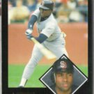 TONY GWYNN 1992 Fleer All Stars Insert #2 of 24.  PADRES