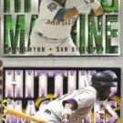 TONY GWYNN 1994 + 1995 Ultra Hitting Machines Inserts.  PADRES