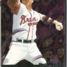 TOM GLAVINE 1996 Skybox Metal Universe #127.  BRAVES