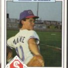 TOM GLAVINE 1986 Southern League AS Rookie #23.  GREENVILLE