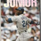 KEN GRIFFEY JR. 1993 Triple Play Nicknames Insert.  MARINERS