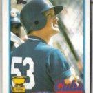 MARK GRACE 1989 Topps #465.  CUBS