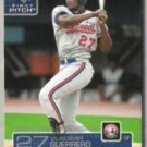 VLADIMIR GUERRERO 2003 UD First Pitch #266.  EXPOS