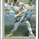 BOB GRICH 1982 Topps #284.  ANGELS