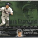 NOMAR GARCIAPARRA 2002 UD Piece of History #26.  RED SOX