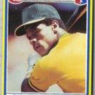 RICKEY HENDERSON 1991 Topps Post Insert #27 of 30.  A's