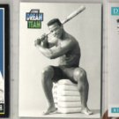 RICKEY HENDERSON 1991 Score Franchise + DT + 1992 Dream Team