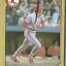 CLINT HURDLE 1987 Topps #317.  CARDS
