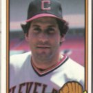 RON HASSEY 1983 Donruss #159.  INDIANS