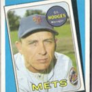 GIL HODGES 1989 Topps TBTC #664.  METS
