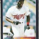 TORII HUNTER 1994 Score - 93 Draft Pick #640.  TWINS