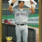 TODD HELTON 1999 Topps AS Rookie #52.  ROCKIES