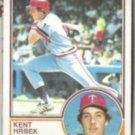 KENT HRBEK 1983 Topps #690.  TWINS